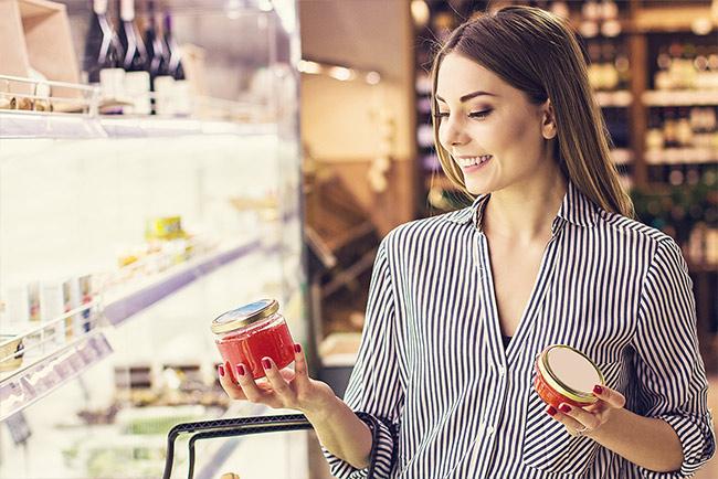 Saber leer un etiquetado nutricional