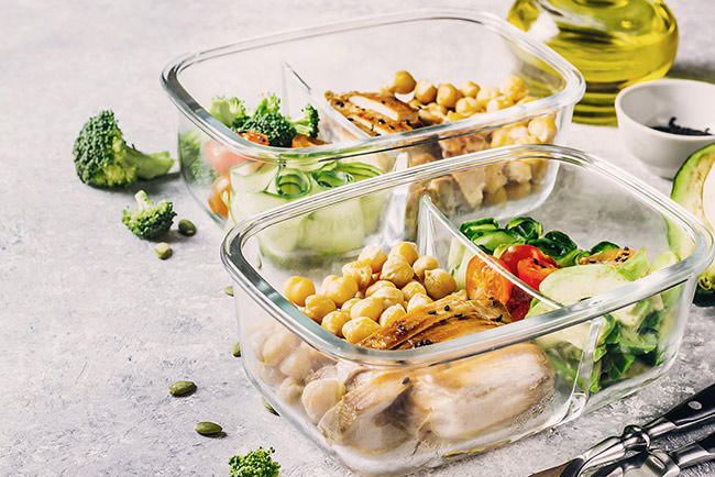 Meal Prep Saludable