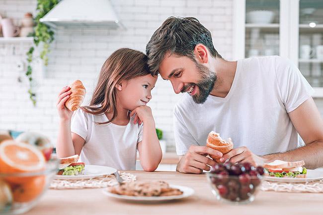 Comida rica, sana y fácil para niños