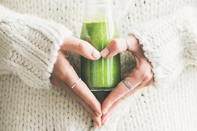 Alimentación antiinflamatoria