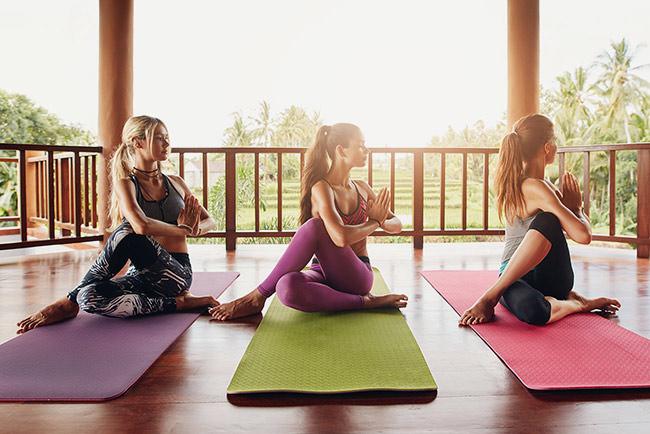 Instantes de Yoga